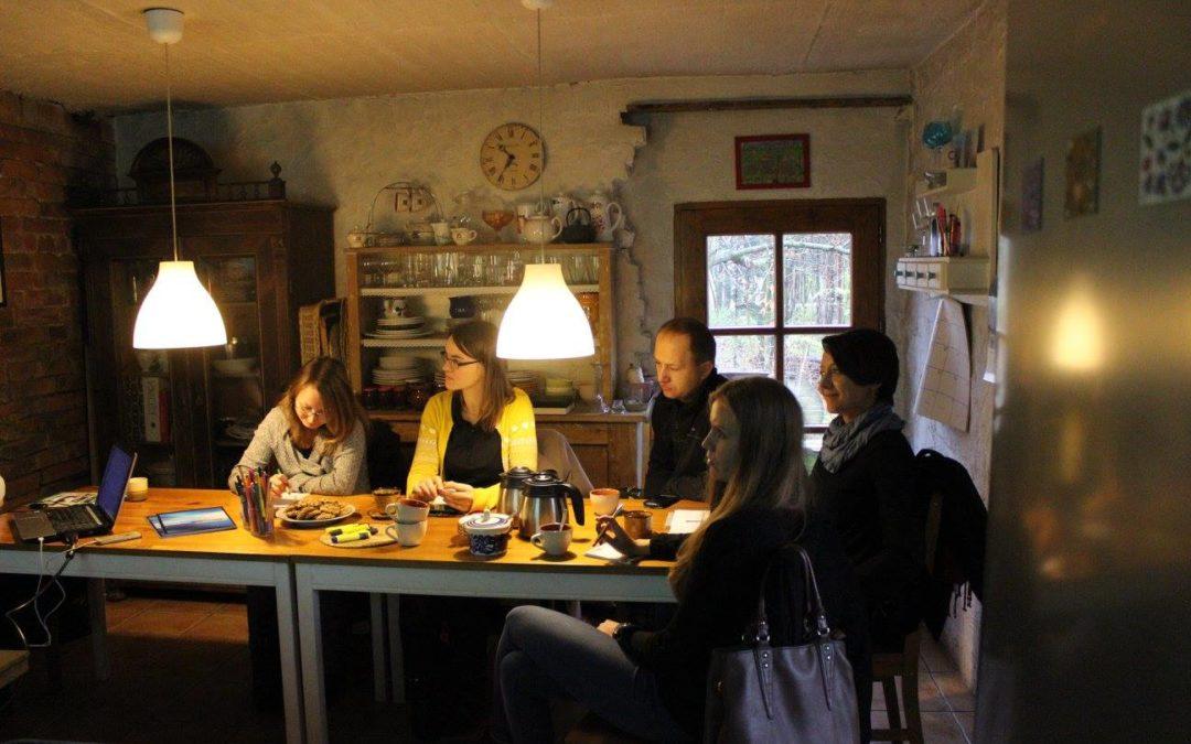 Szkolenie pracowników Skansenu wKolbuszowej iMuzeum Przyrodniczego Natura 2000 wTarnobrzegu