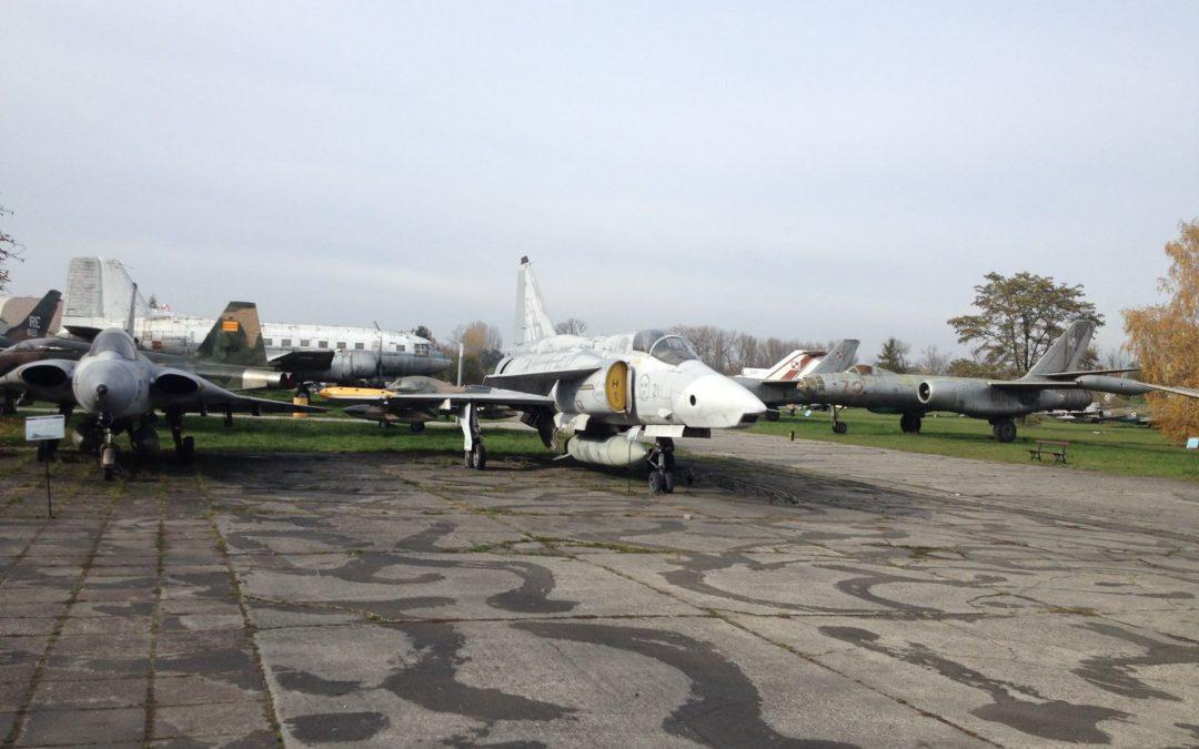 Szkolenie wMuzeum Lotnictwa wKrakowie