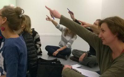 Szkolenie wMuzeum Sztuki wŁodzi